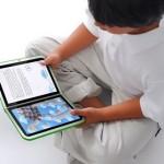 Libri, e-book reader, Garamond