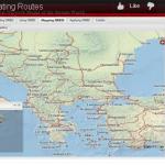 Mappe digitali storiche (con indicazioni socioeconomiche)