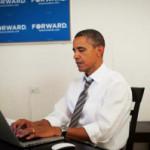 Obama sul web, scrive e risponde