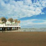 Coraggio #nuvole #cemento #sabbia