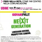 GIOVANIFVG.IT – convegno e workshop a Udine