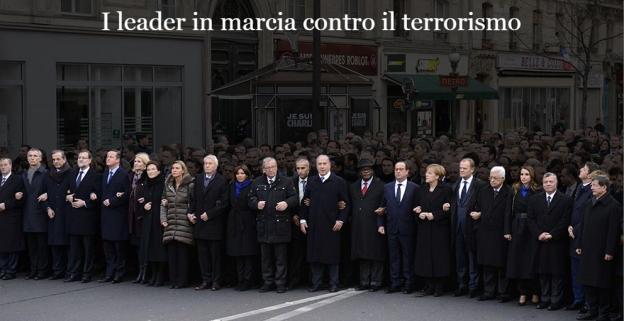 Un muro. Foto presa da Corriere.it